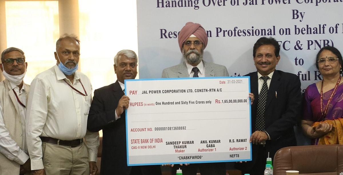 NHPC takes over Jal Power Corporation Ltd.