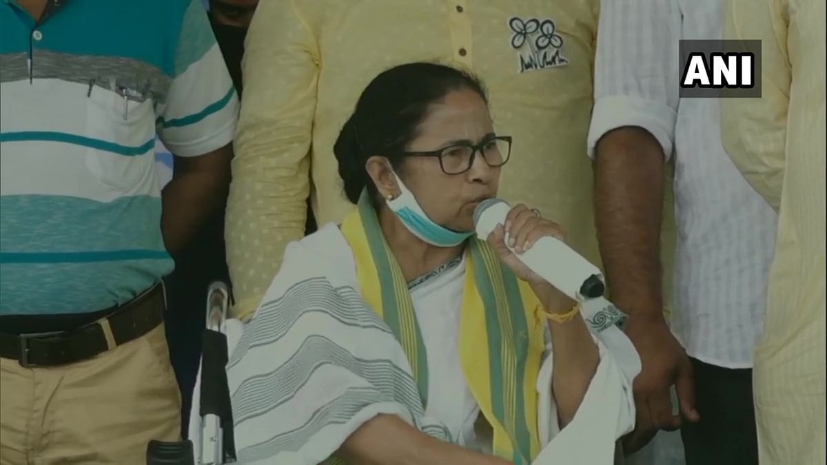 Want to tell PM Modi, control your Home Minister first, then try to control us: Mamata Banerjee