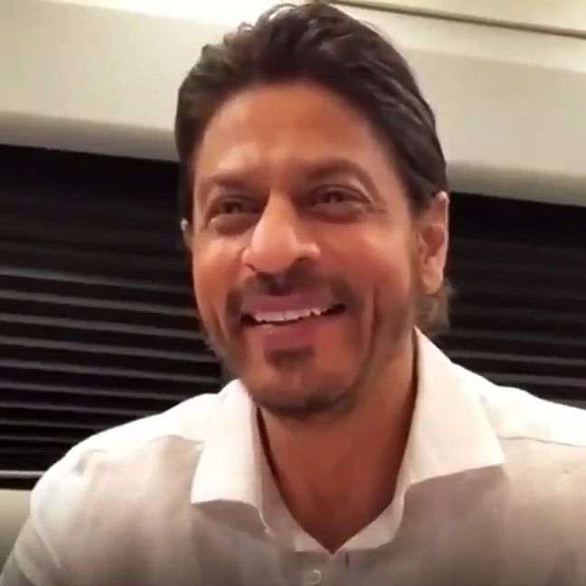 Shah Rukh Khan offers to choose a name for pregnant acid attack survivor's child