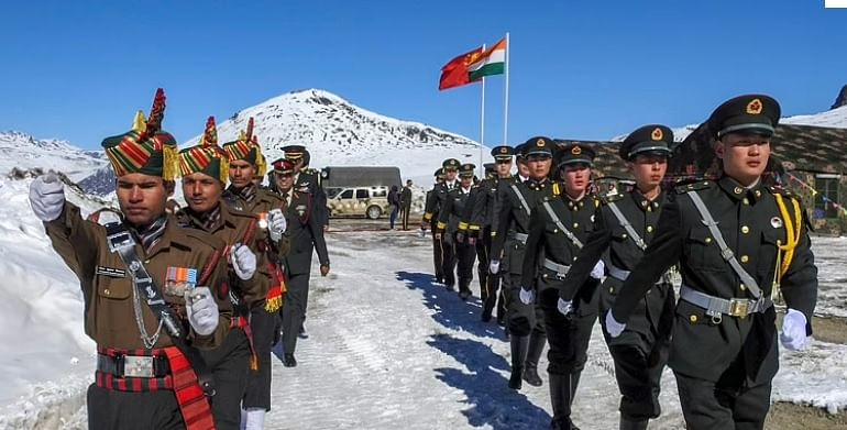 India, China talks for disengagement on LAC continue