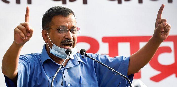 BJP-led Centre punishing AAP govt in Delhi for supporting farmers' agitation: Arvind Kejriwal