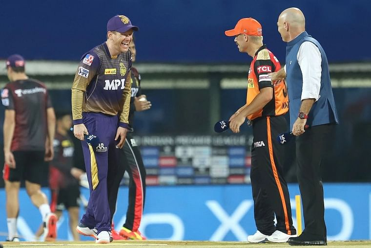 IPL 2021: SRH win toss, opt to field first; Harbhajan Singh to make KKR debut