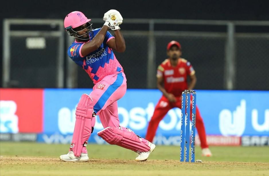 IPL 2021 Live Score: RR vs PBKS - RR 208-6 in 18.4 overs; Samson century keeps Royals in hunt; Shami removes Parag for 25; KL Rahul anchors Punjab Kings with well-made 91