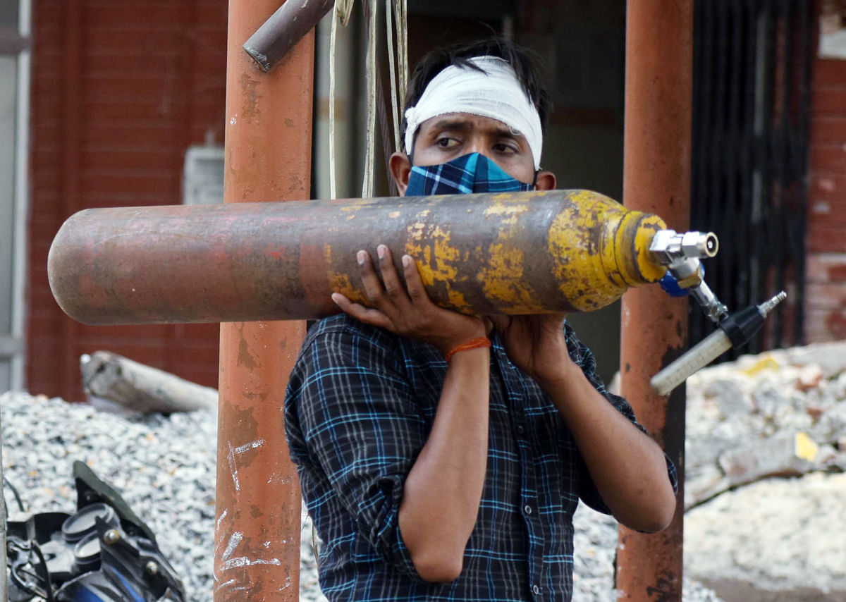 Centre seeks data from states, UTs on deaths due to oxygen shortage during second COVID-19 wave