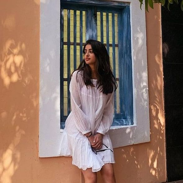 Check out Navya Naveli's classy reply  to a troll who commented on her 'period home' Instagram post