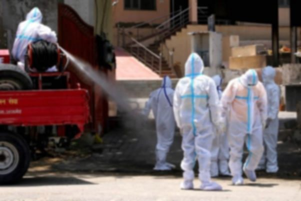 COVID-19 in Indore: IMC intensifies sanitization drive