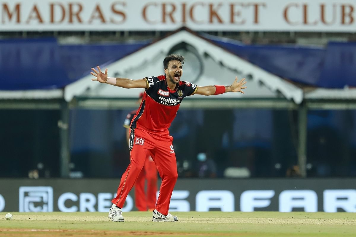 RCB's Harshal Patel becomes first bowler to take five-wicket haul against MI; Twitter reacts with best memes