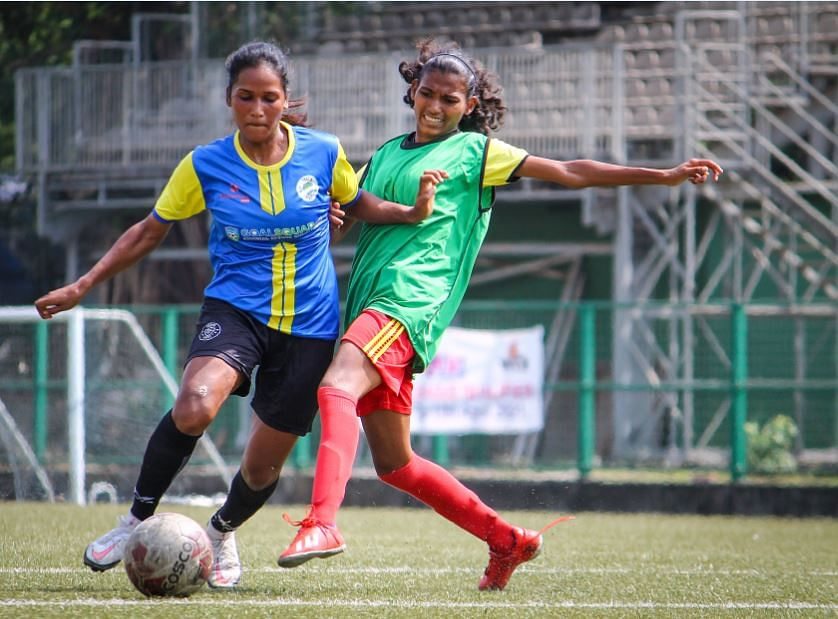 Lethal striker Jyoti slams a dozen goals: WIFA postpones Women Football League indefinitely