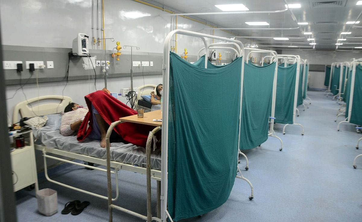 Madhya Pradesh: Poor arrangements at Gandhwani hospital irk villagers