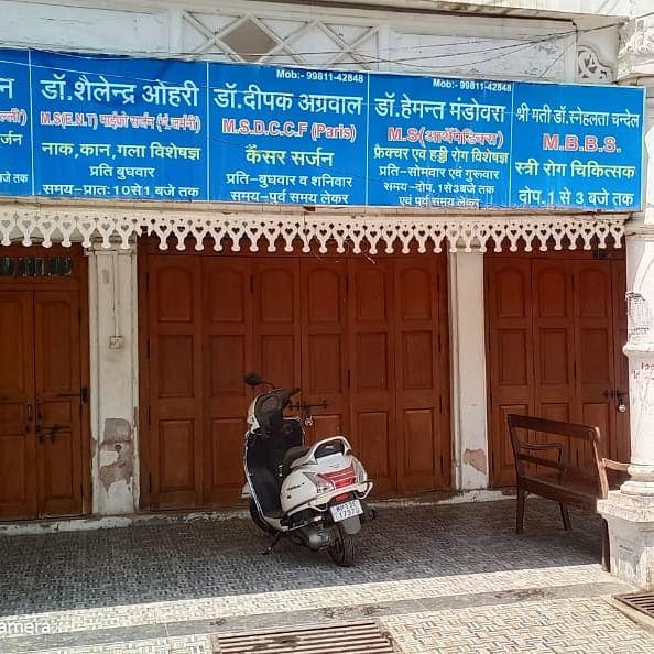 Ujjain: Prashanti Garden to be used for home quarantine patients