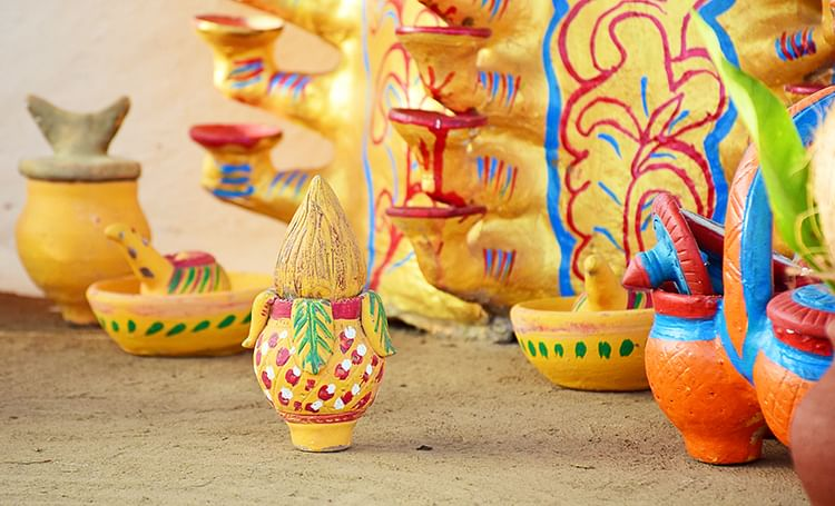 Bhopal: Peep into colourful world of pottery and beat the lockdown blues