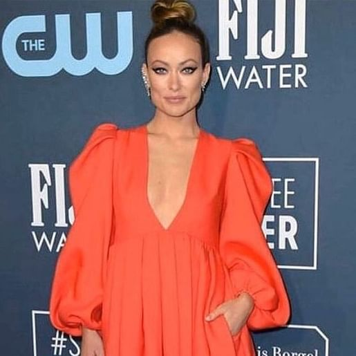 Olivia Wilde 'falsely' claimed she's living with ex Jason Sudeikis for THIS reason