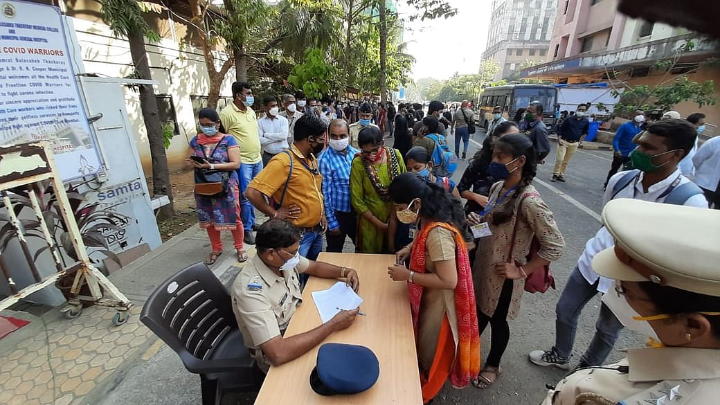Mumbai records five-fold rise in active cases in just 30 days