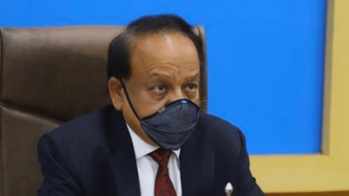 Union cabinet reshuffle: 54% Indians feel Harsh Vardhan made a scapegoat over COVID-19 second wave