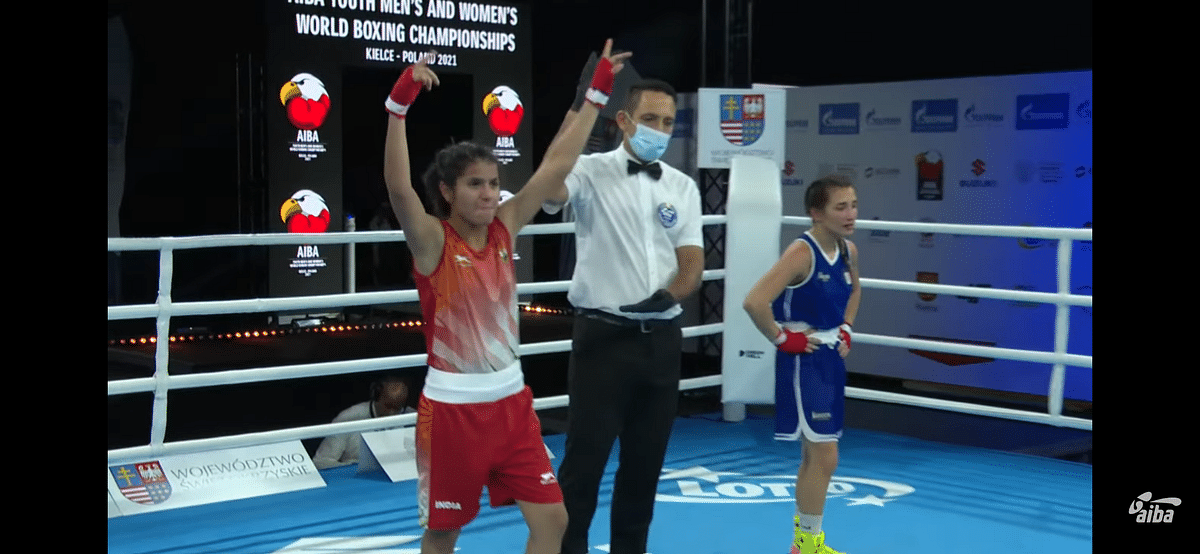 Bhopal: Gitika reserves silver at World Boxing Championship, ready to bout for gold