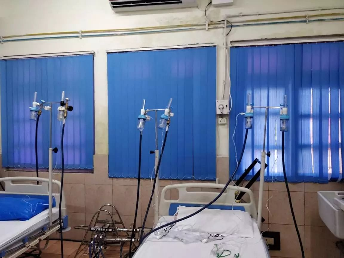 Hospital fires: Where there's O2, fire cannot entirely be ruled out, explains Dilip Udas, entrepreneur and alumnus, Institute of Chemical Technology