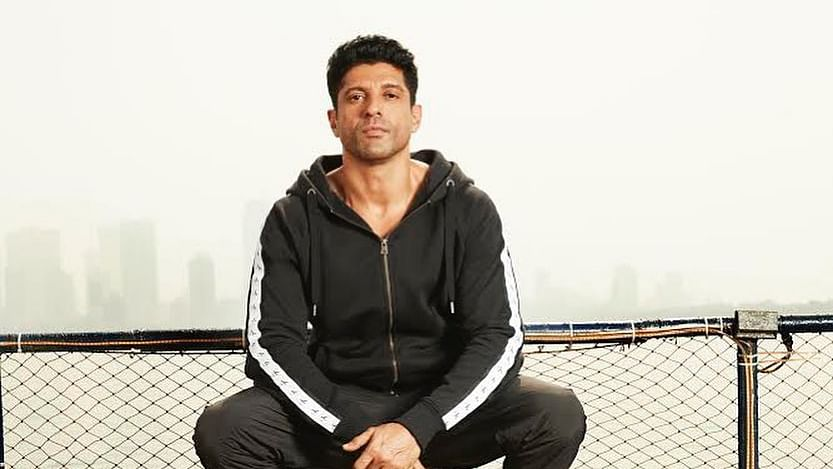 'Just because someone jumps off a cliff...': Farhan Akhtar urges people to stay home amid rising COVID-19 cases