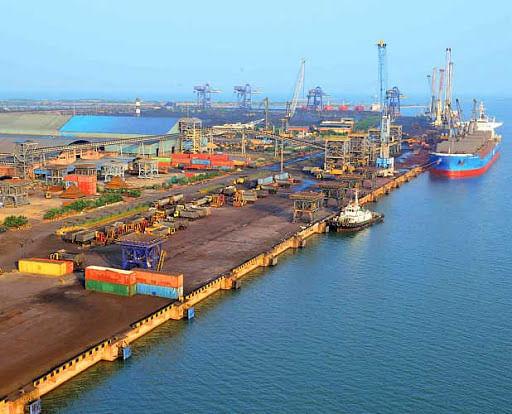 Adani Ports to acquire 25% of Vishwasamudra Holdings' stake in Krishnapatnam Port