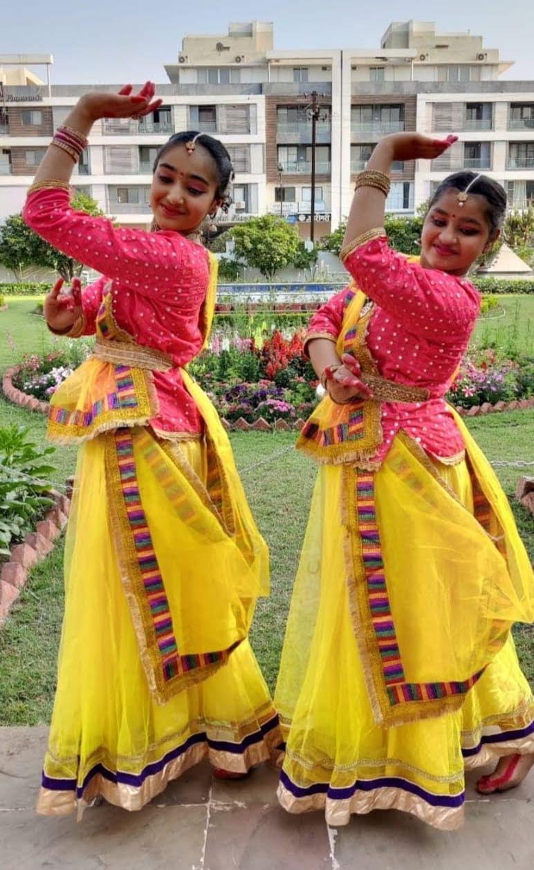 Ujjain: Sanika & Ishani get a break with Mumbai-based production house