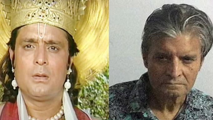 Actor Satish Kaul aka Lord Indra dies of Covid-19 Close
