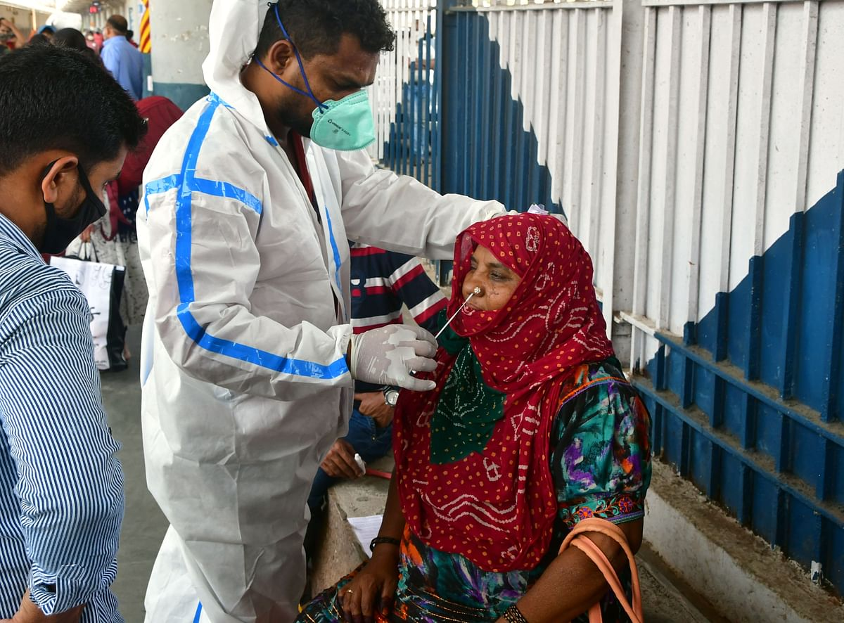 Maharashtra, Mumbai see highest single-day spike in corona cases