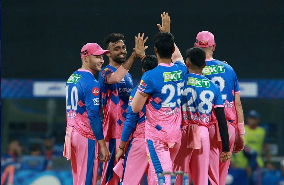 IPL 2021, RR vs DC Live Score: RR - 38-4 in 8.2 Overs; Rabada, Woakes rock Rajasthan Royals early after Unadkat takes 15-3 in 4 overs