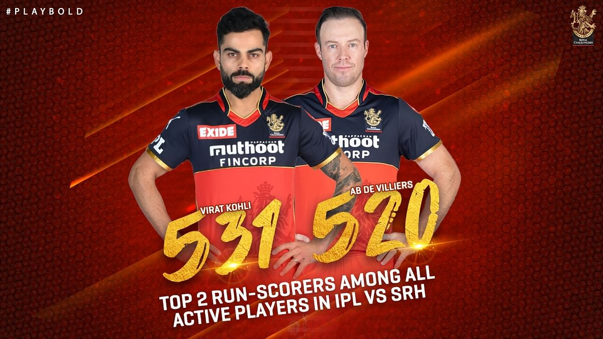 IPL 2021: RCB vs SRH - Virat Kohli's team high on confidence as David Warner searches for first win