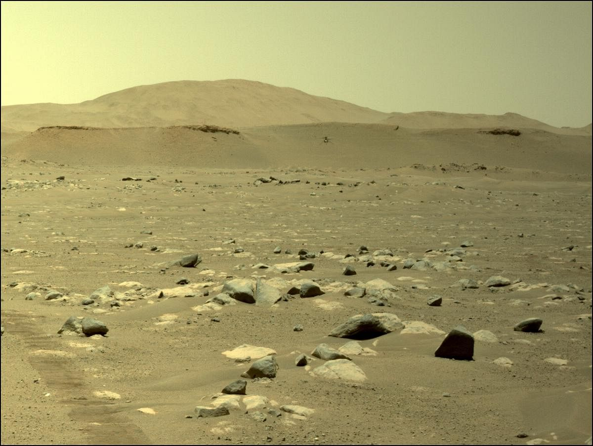 Life on Mars? New study says subsurface of Red Planet might be able to host Earth-like microbes