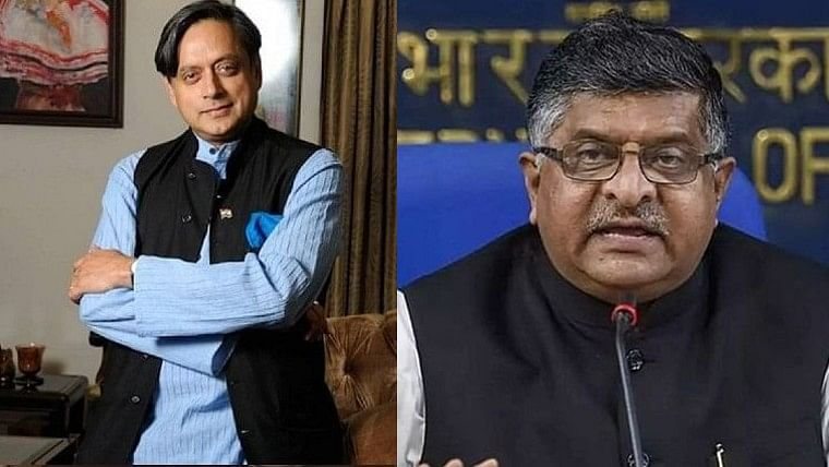 'It took four days...': Shashi Tharoor slams Ravi Shankar Prasad after Centre fast-tracks approval for foreign-produced COVID-19 vaccines