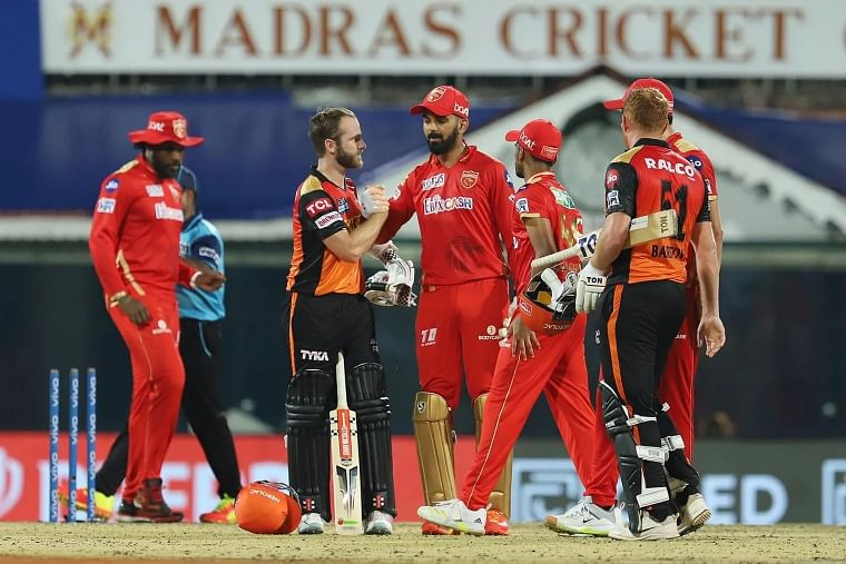 IPL 2021: Sunrisers Hyderabad beat Punjab Kings by nine wickets