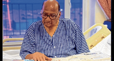 NCP chief Sharad Pawar to be discharged in 2 days: Minister
