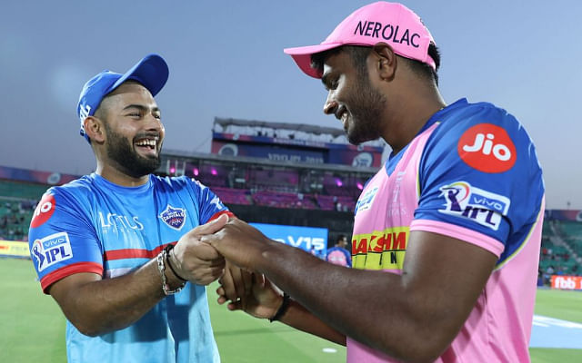 IPL 2021, RR vs DC Live Score: DC - 20-2 in 4 Overs; Unadkat dismisses Shaw and Dhawan cheaply; Samson takes a jaw-dropping catch