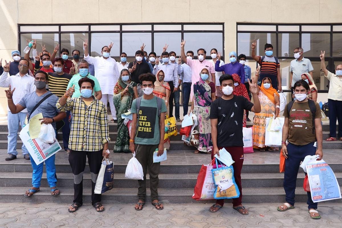 Madhya Pradesh: In last 24 hours, 146 test positive, 173 discharged in Ratlam
