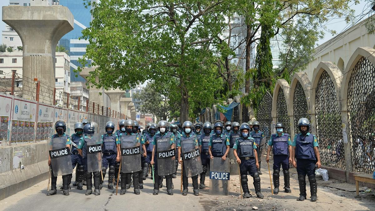 Bangladesh imposes 7-day nationwide lockdown amidst spike in COVID-19 cases