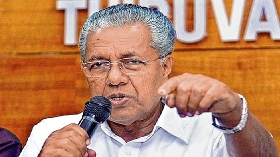 PM, Congress portrayed Kerala in poor light: CM Vijayan