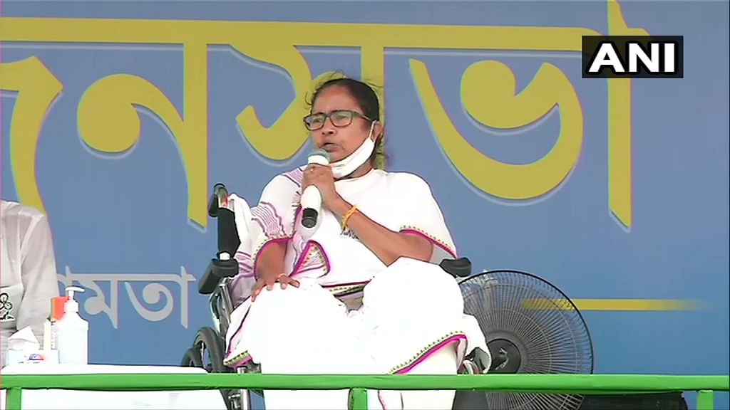 Is he god or superhuman: Mamata Banerjee takes swipe at PM Modi for predicting BJP victory in West Bengal polls
