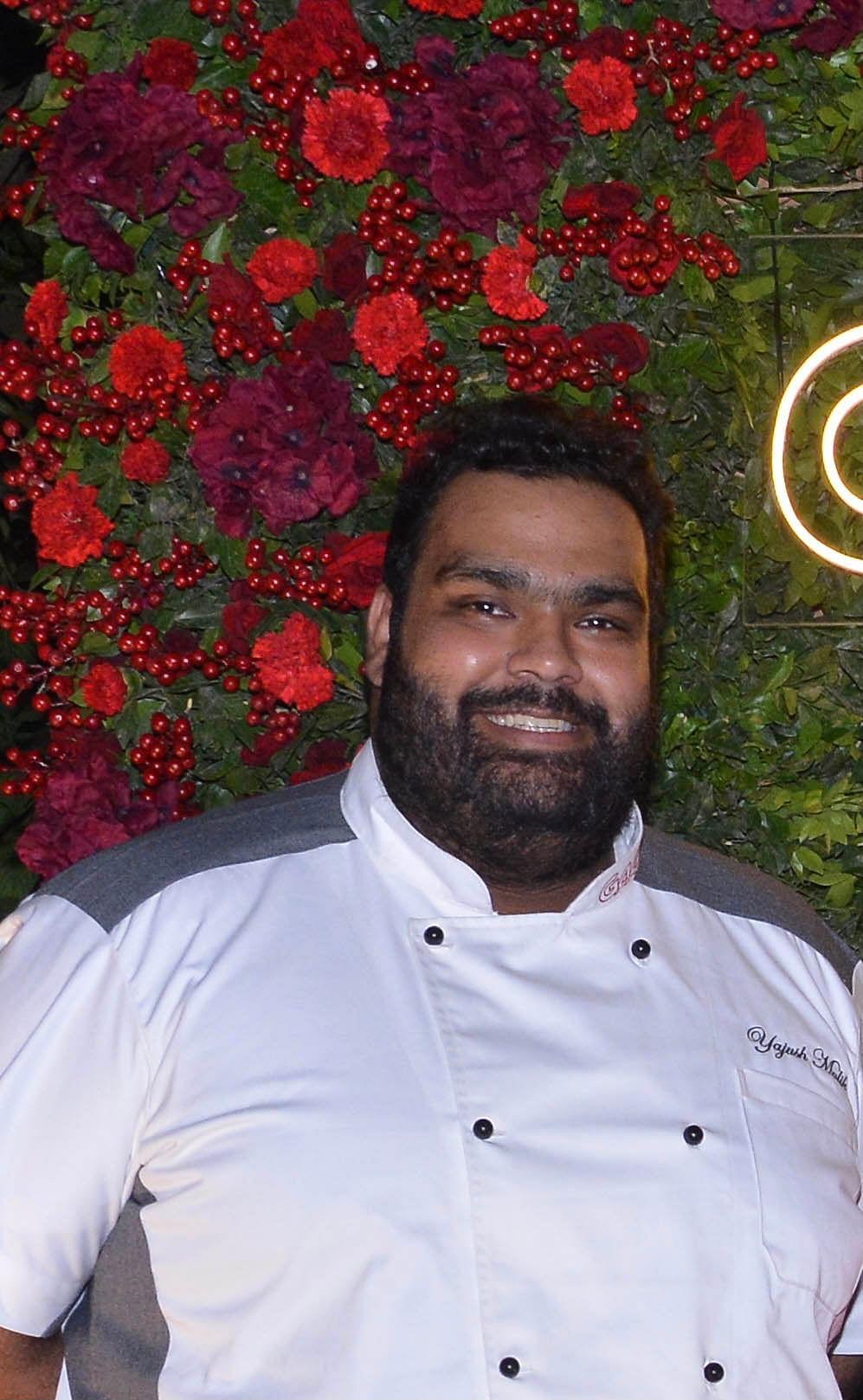Chef Yajush Malik
