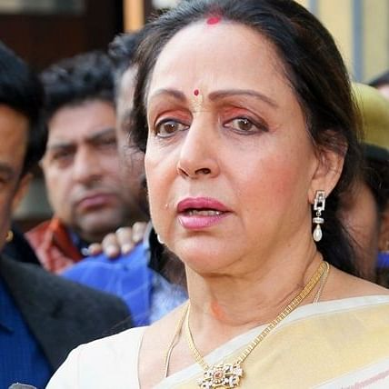 Hema Malini prays for well-being of those affected by COVID-19