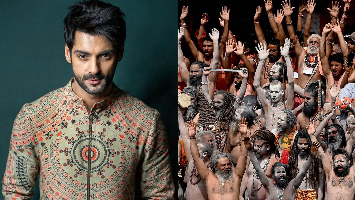 Karan Wahi receives death threats for post on Naga Babas at Kumbh Mela amid COVID-19 crisis