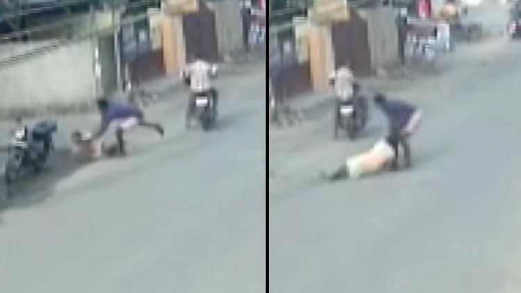 Shocking! Pregnant woman dragged, robbed off gold chain in Chennai; CCTV footage goes viral