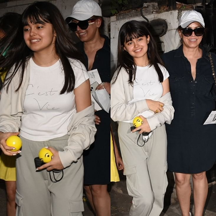 In Pics: Netizens are smitten by Mahima Chaudhry's 'beautiful' daughter Ariana