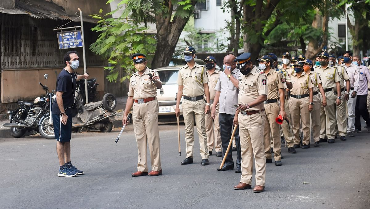 Mumbai: Mumbai police lose another cop to Covid-19; toll reaches 110