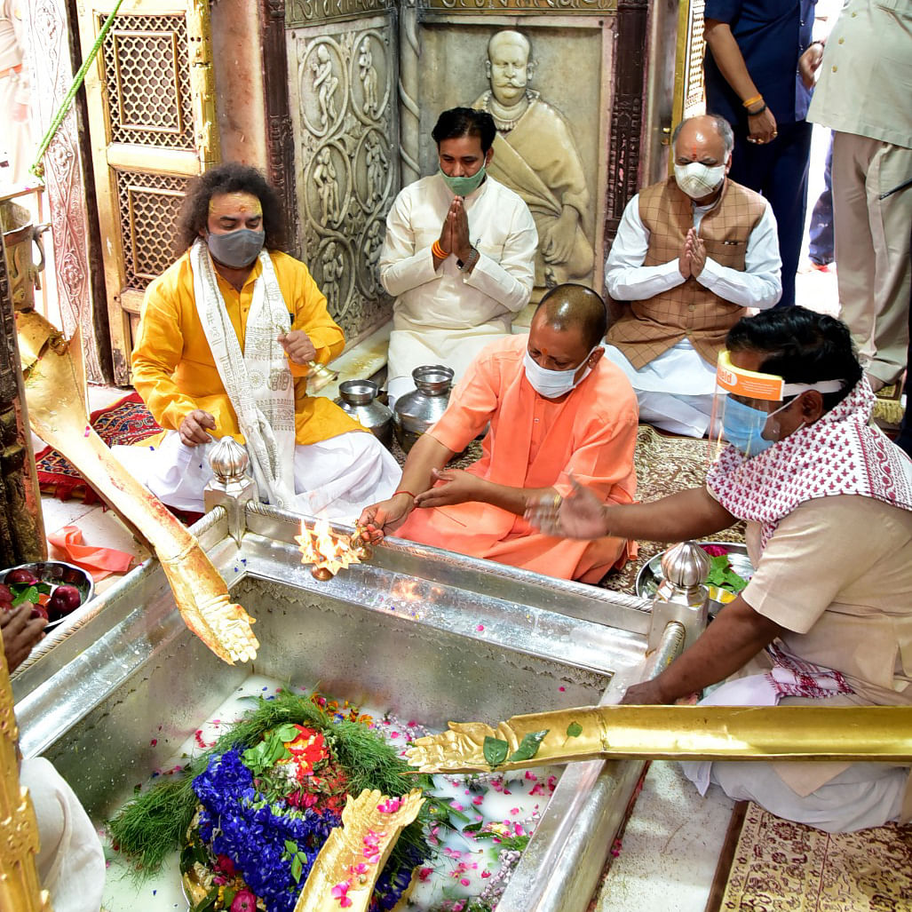 Uttar Pradesh CM Yogi Adityanath tests positive for COVID-19