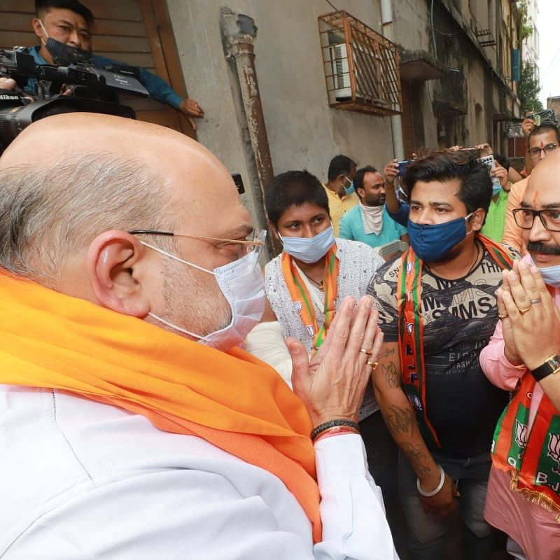 Will make Kolkata second financial capital of India: Amit Shah