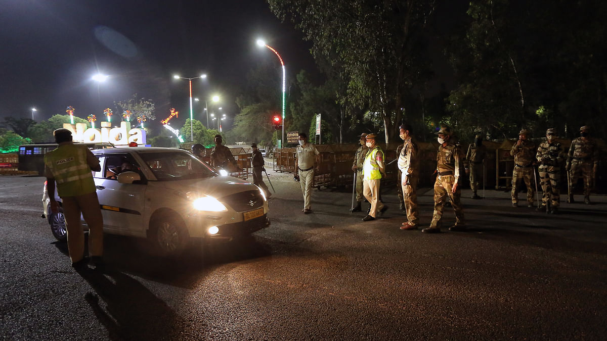 Night curfew imposed in Uttar Pradesh's Prayagraj as COVID-19 cases surge