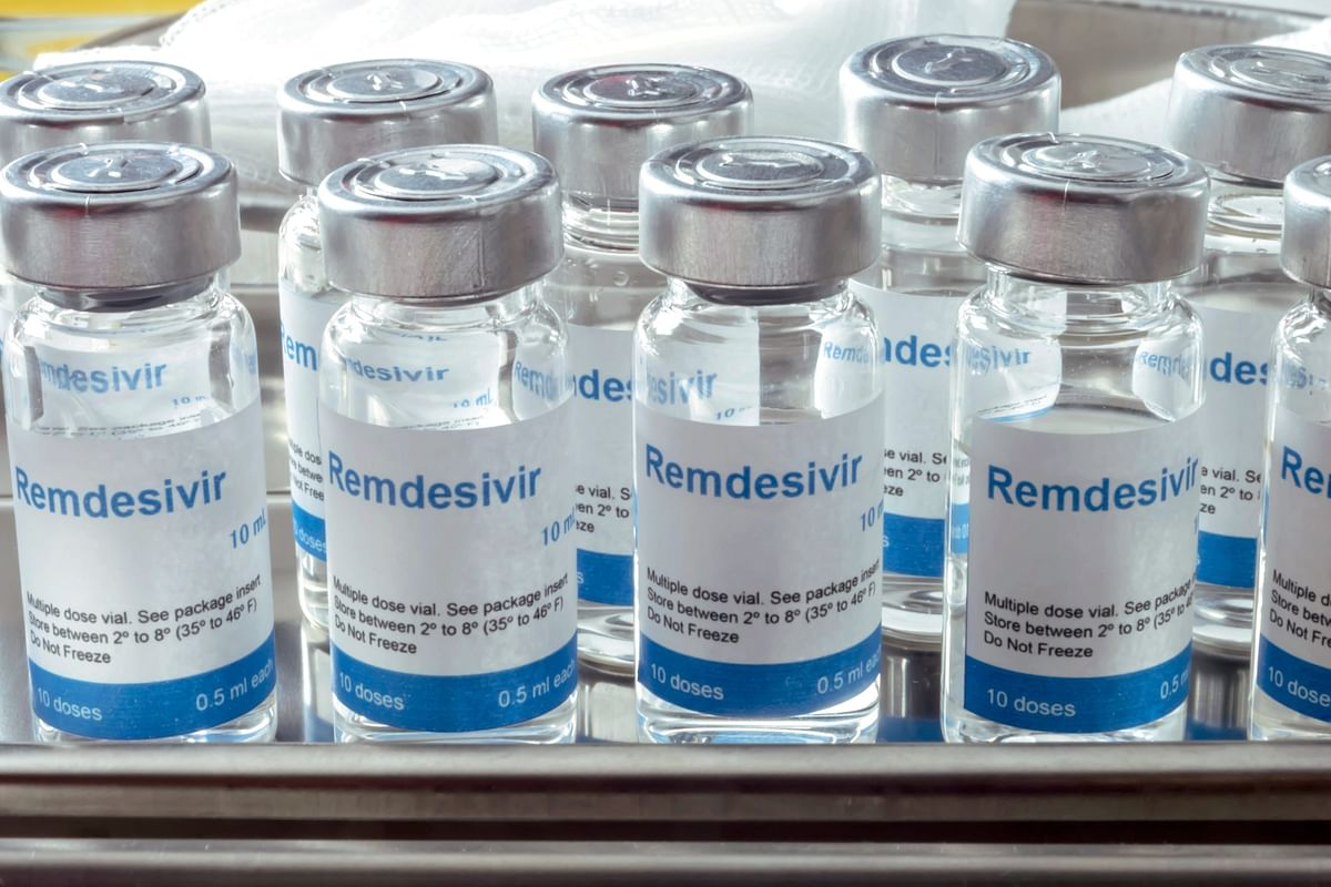 Remdesivir production capacity increased to 90 lakh vials per month: Union Minister Mansukh Mandaviya