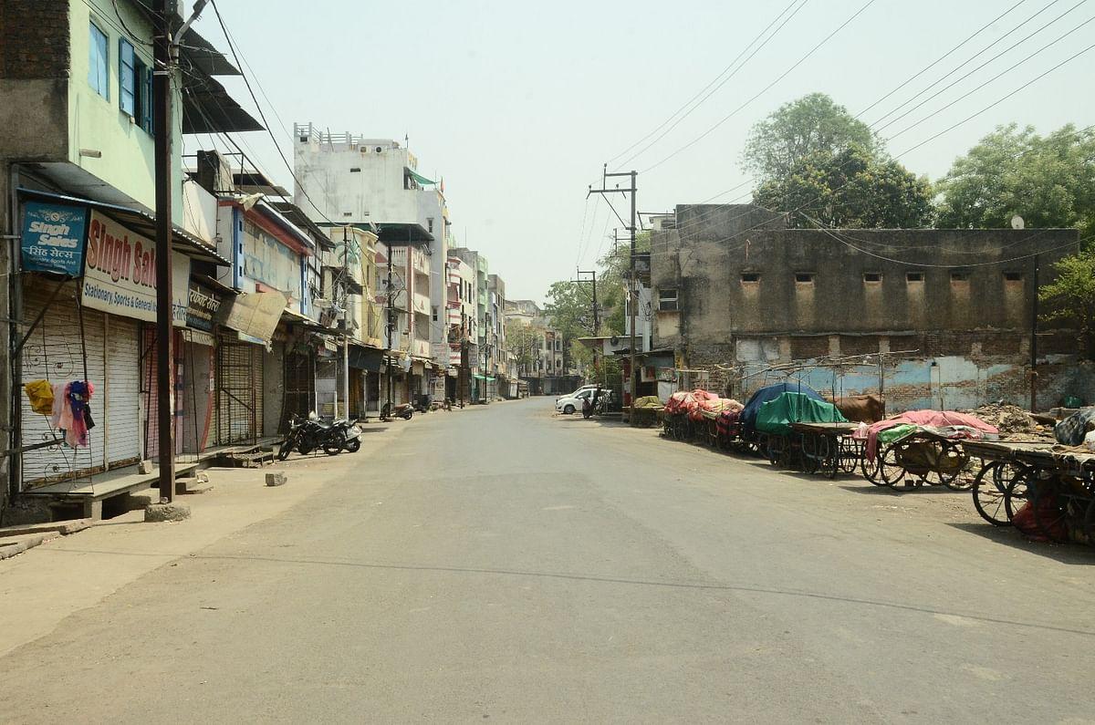 Ujjain: Lockdown extended in all urban areas of Ujjain till April 19