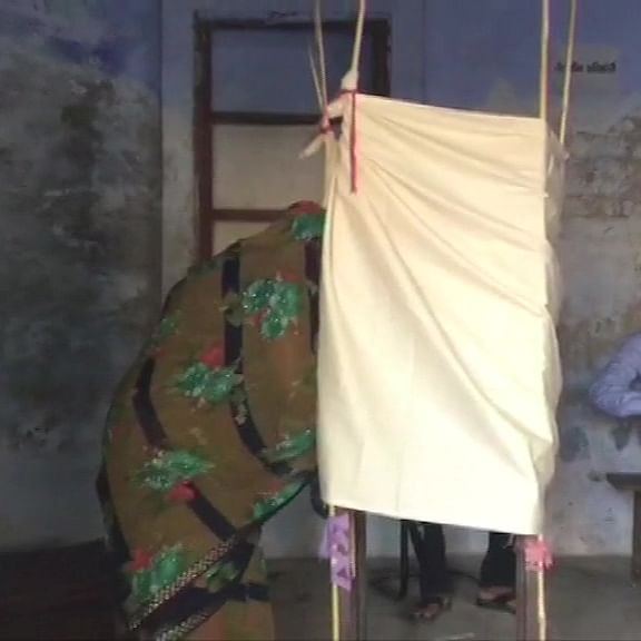 Voting underway for second phase of UP panchayat polls