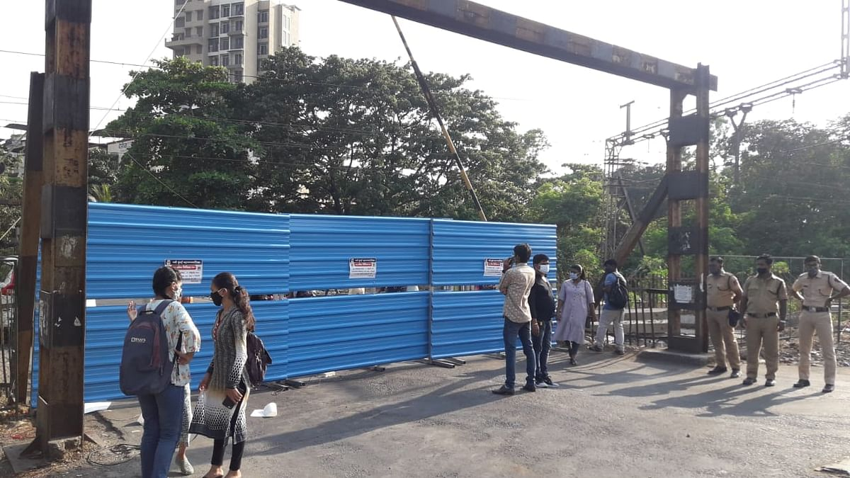 Amid strict curfew, NMMC and Navi Mumbai police close roads in the city - Check details here