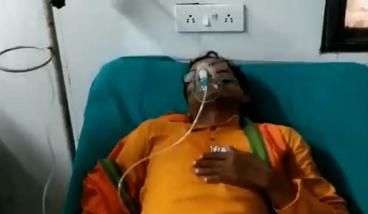 BJP's Diamond Harbour candidate Dipak Halder attacked during poll campaign, saffron party alleges TMC hand